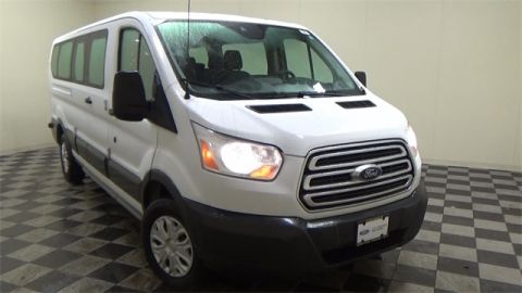 Certified Pre-Owned 2016 Ford Transit-350  RWD 3D Low Roof Wagon