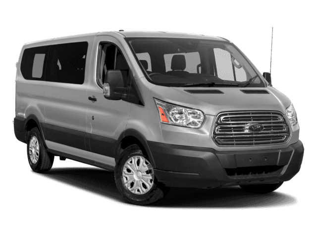 New 2017 Ford Transit-350 XL RWD 3D Low Roof Wagon
