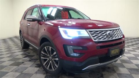 New 2016 Ford Explorer Platinum AWD
