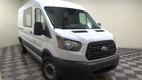 New 2016 Ford Transit-350 Base RWD 3D Medium Roof Cargo Van