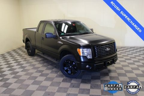 Used 2014 Ford F-150 ROUSH SUPERCHARGED 4WD
