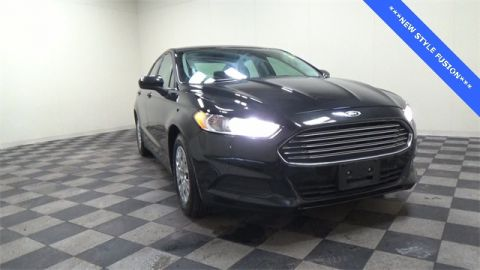 Used 2013 Ford Fusion S FWD 4D Sedan
