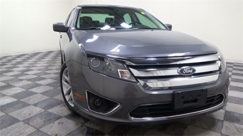 Used 2011 Ford Fusion SEL FWD 4D Sedan